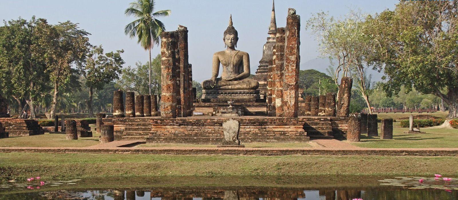 Reiseziel Sukhothai Thailand
