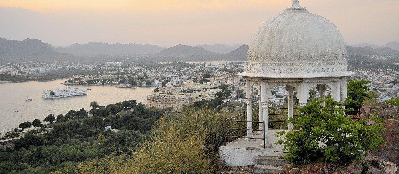 Destination Udaipur North India