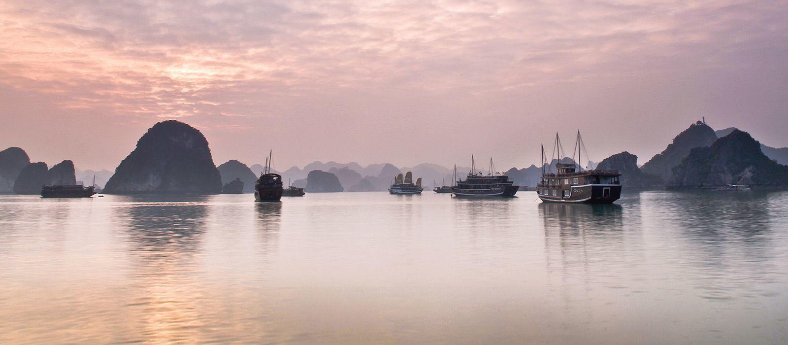 Luxuriöse Vietnam Rundreise Urlaub 2