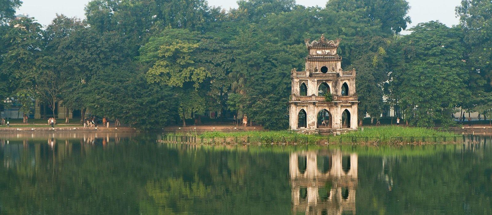 Luxuriöse Vietnam Rundreise Urlaub 1