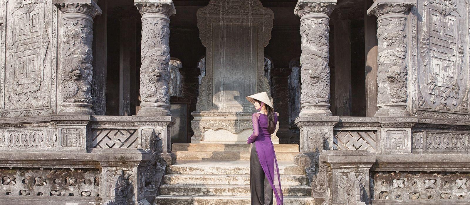 Reiseziel Hué Vietnam