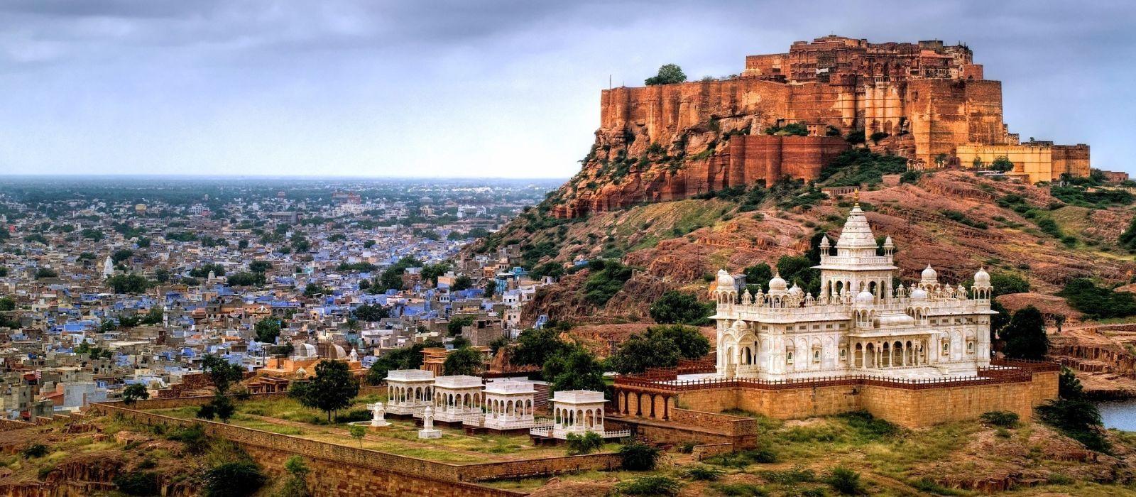 Trident Exclusive: Kulturelle Schätze Nordindiens Urlaub 4