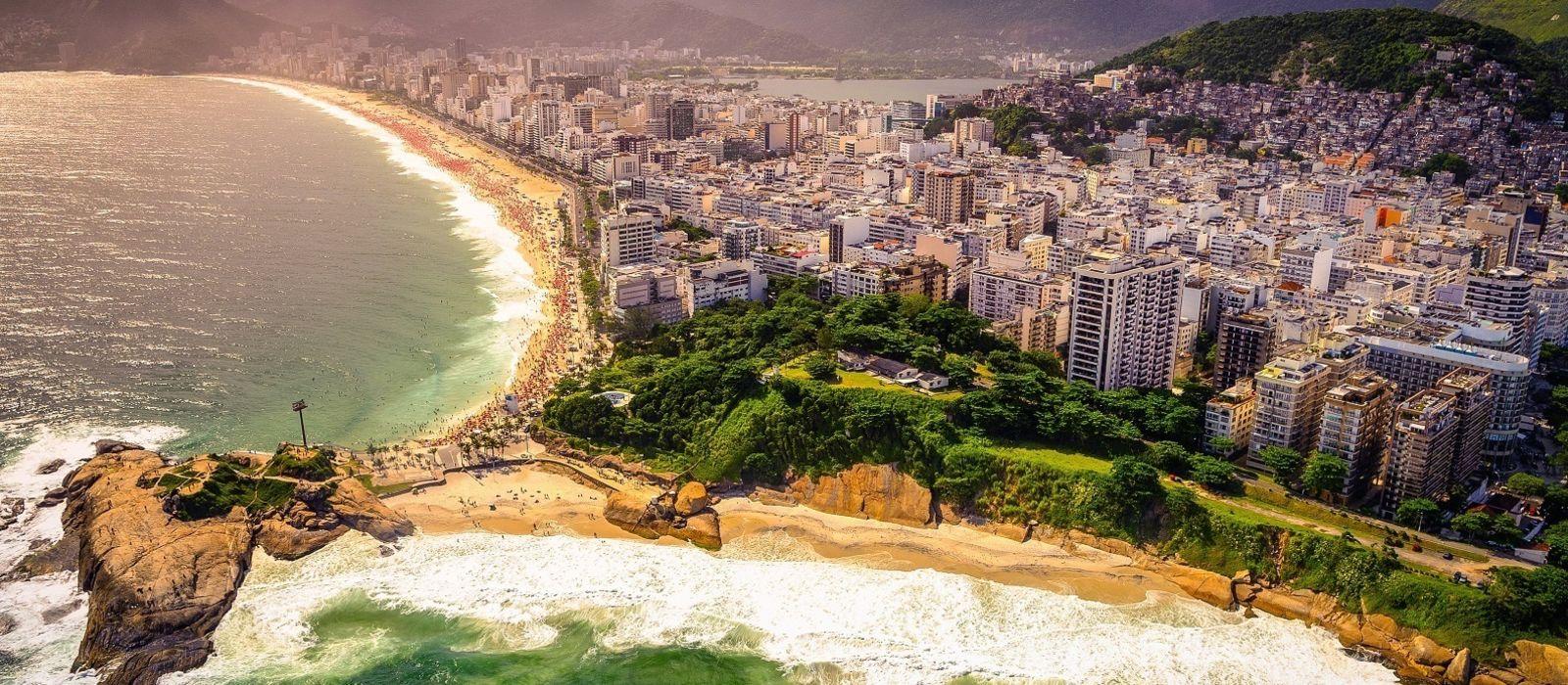 Brasilien: Tropen und Traumstrand Urlaub 5