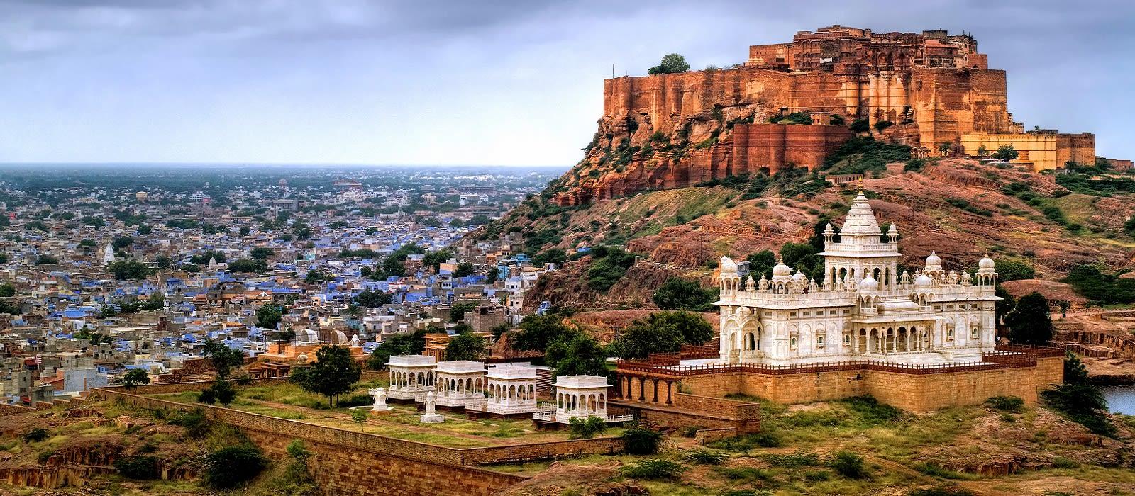 Regal and Spiritual North India Tour Trip 1