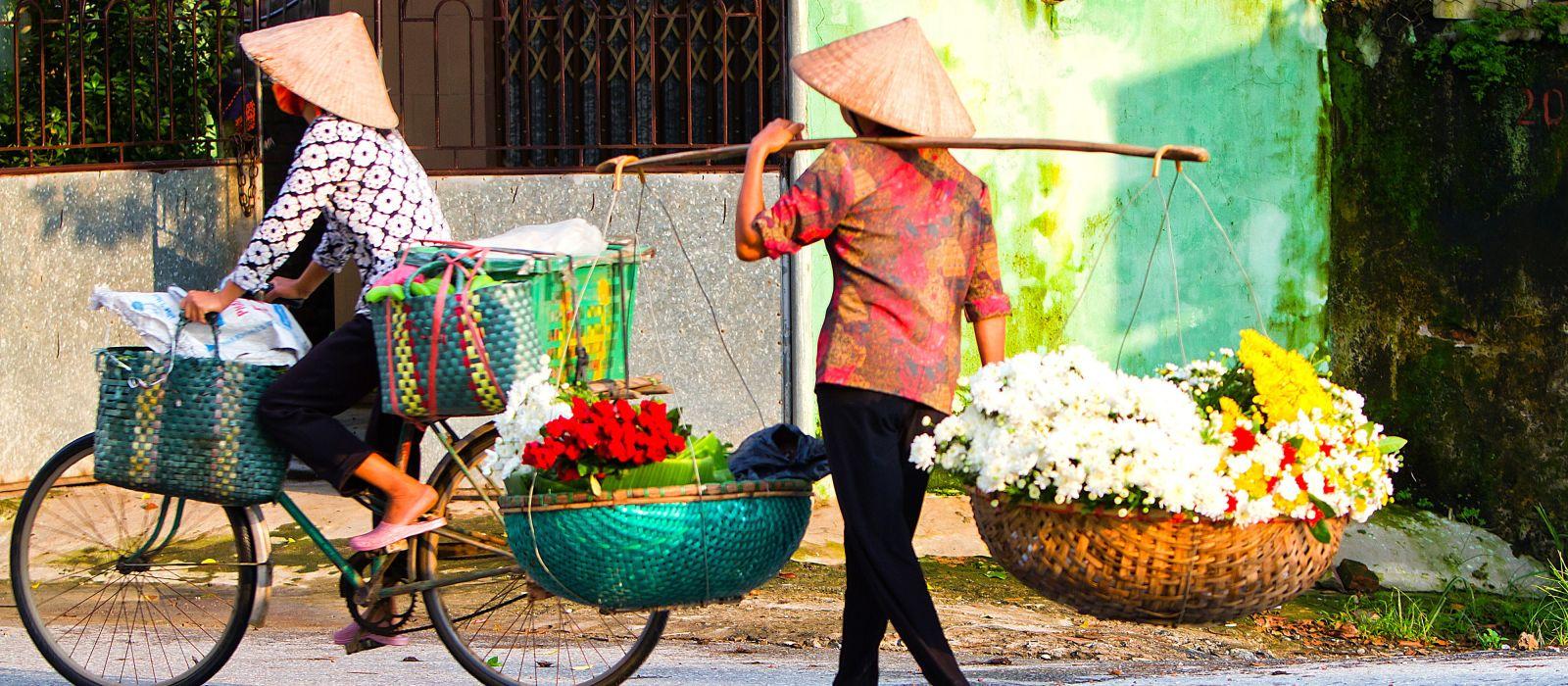 Vietnams große und kleine Schönheiten Urlaub 2