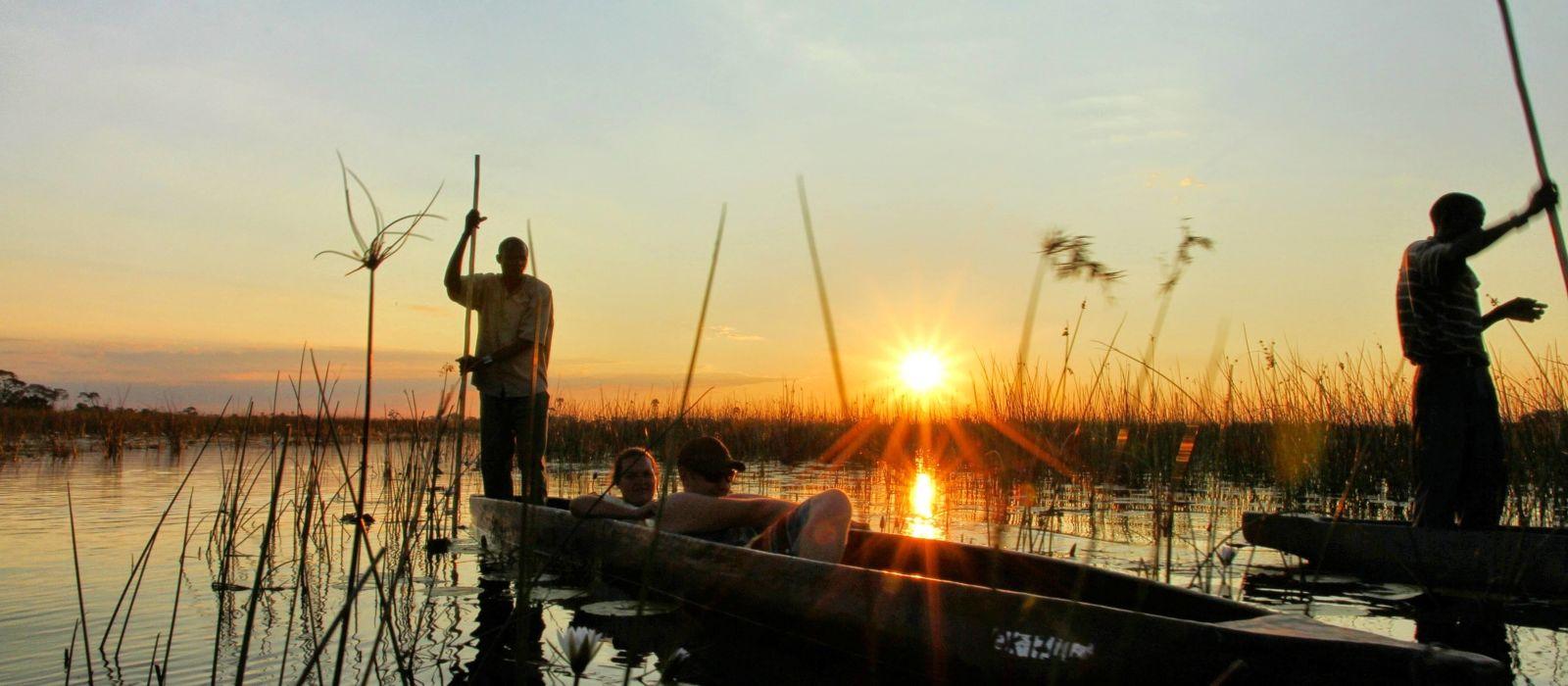 Naturreise in Simbabwe & Botswana: Wasserfälle & Wasserwege Urlaub 5