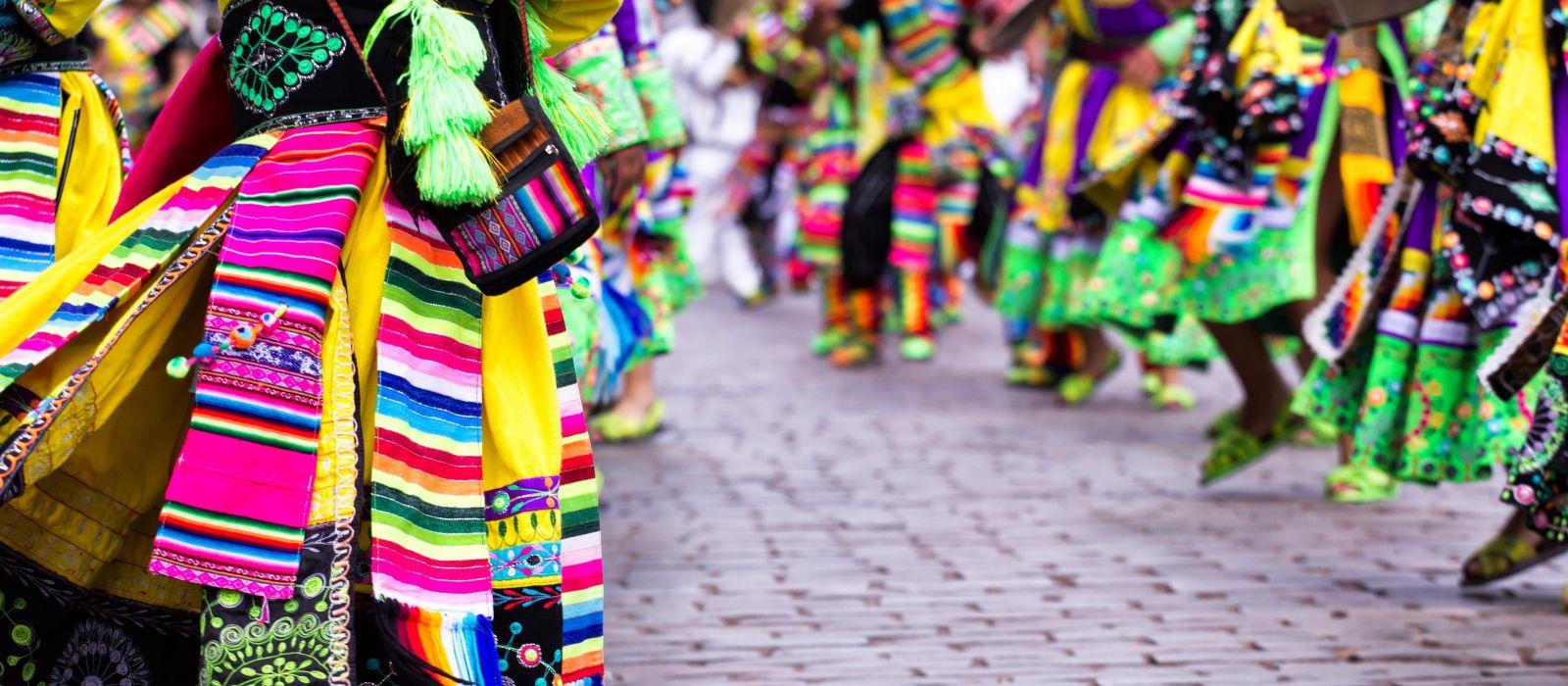Peru Erlebnisreise: Die Anden und der Amazonas Urlaub 9