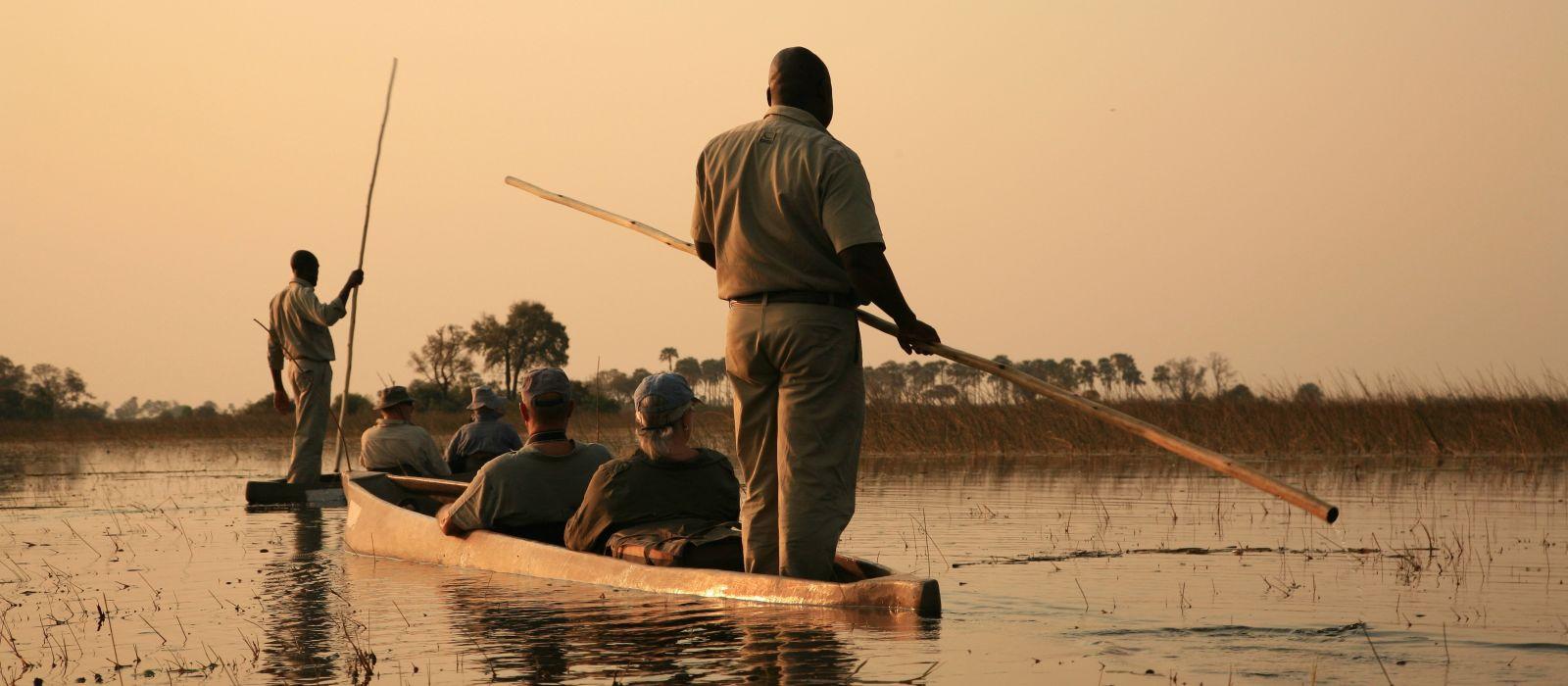 Botswana: Abenteuerreise ins Land der Kontraste Urlaub 2