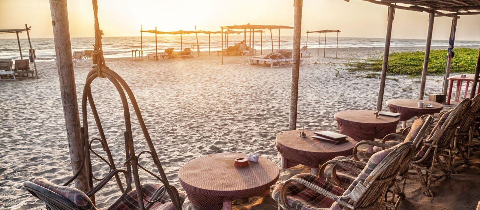 Indien: Goldenes Dreieck & Goa Urlaub 2