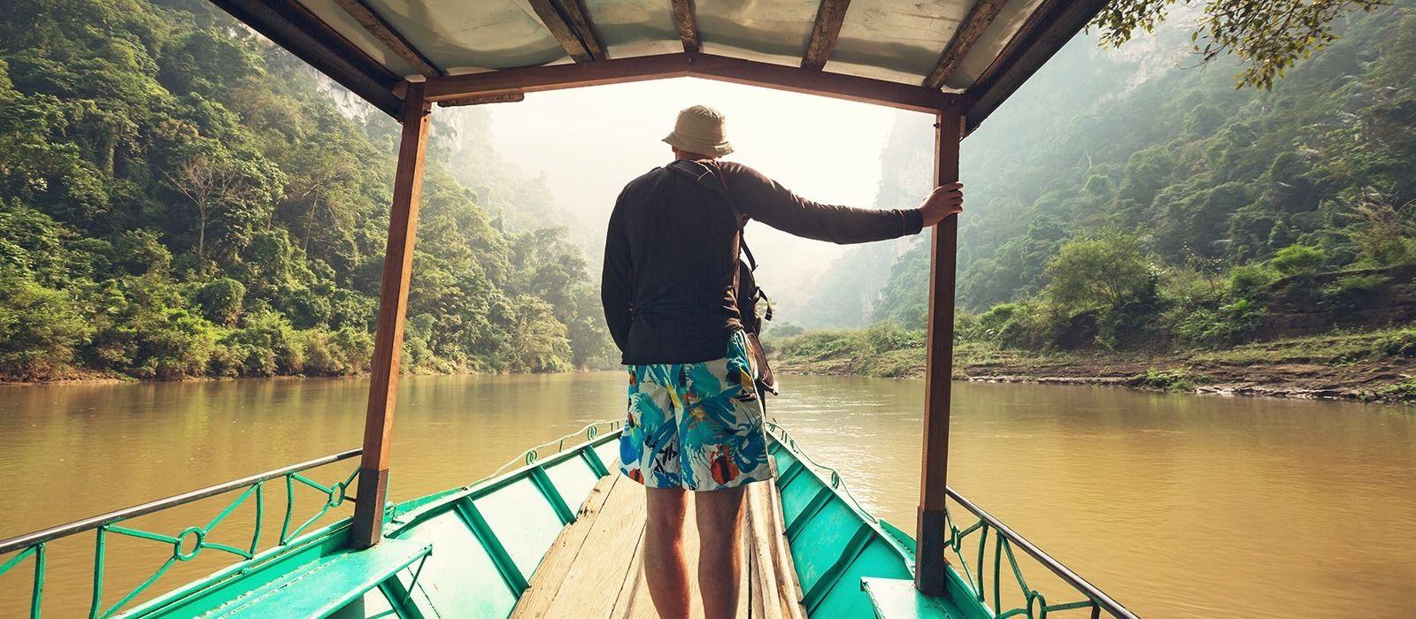 Destination Luang Prabang / Mekong Laos