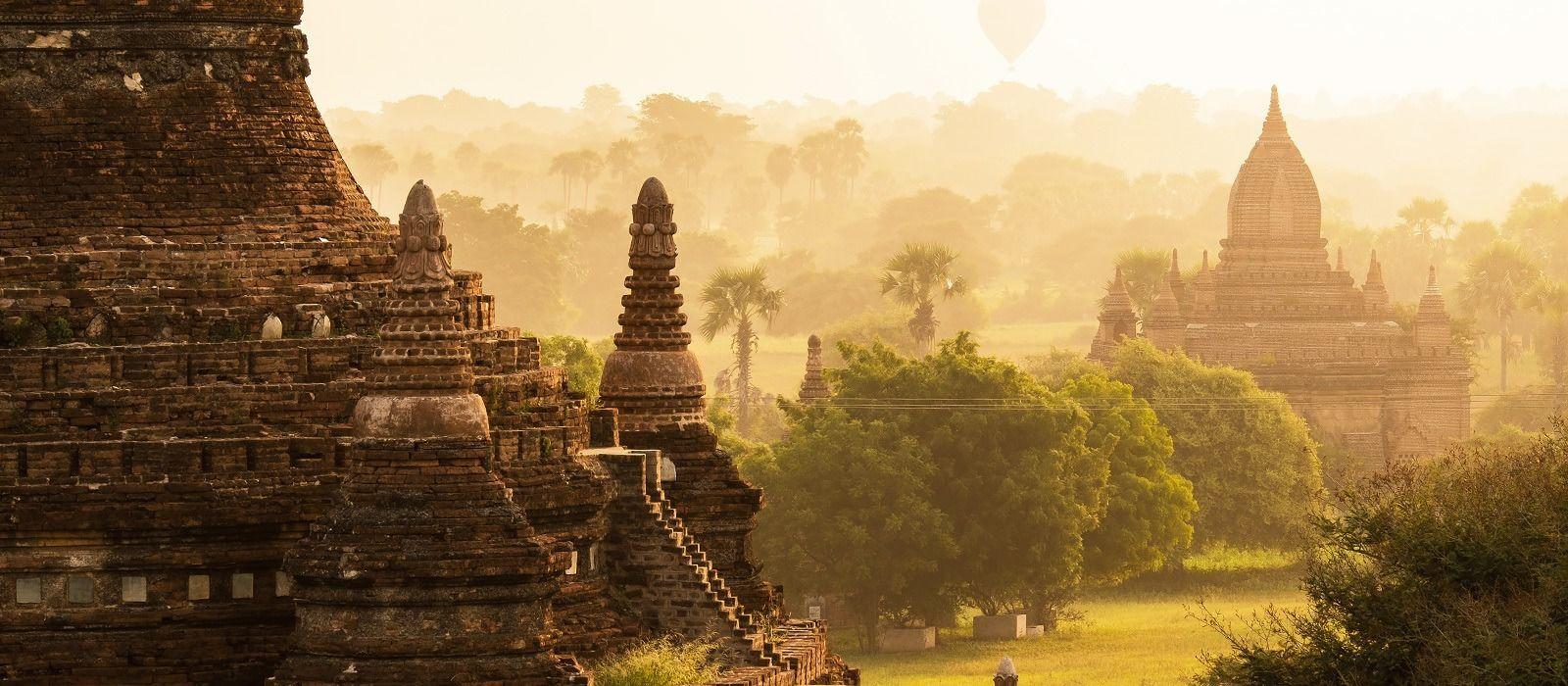 Myanmar für Einsteiger Urlaub 2