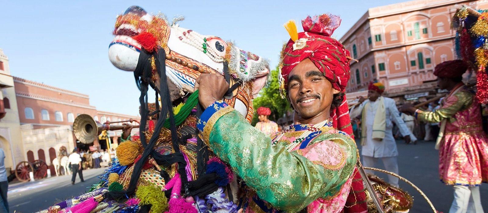 Rundreise: Prächtiges Rajasthan & entspanntes Kerala Urlaub 1