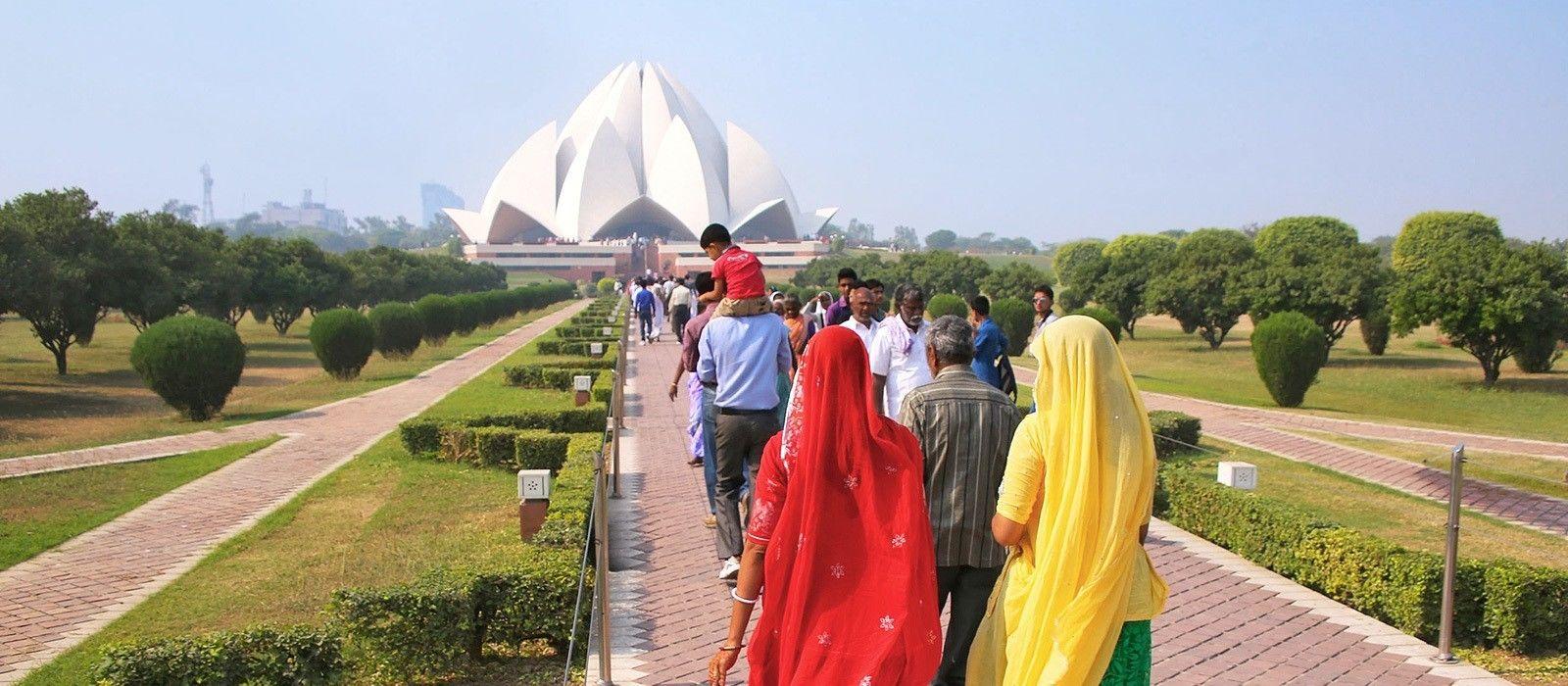 Historisch & spirituell – von Rajasthan nach Rishikesh Urlaub 1