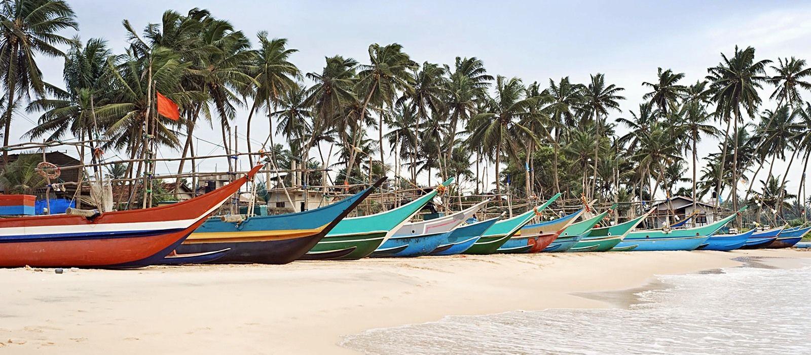Sri Lanka: Einzigartige Vielfalt & traumhafte Strände Urlaub 2