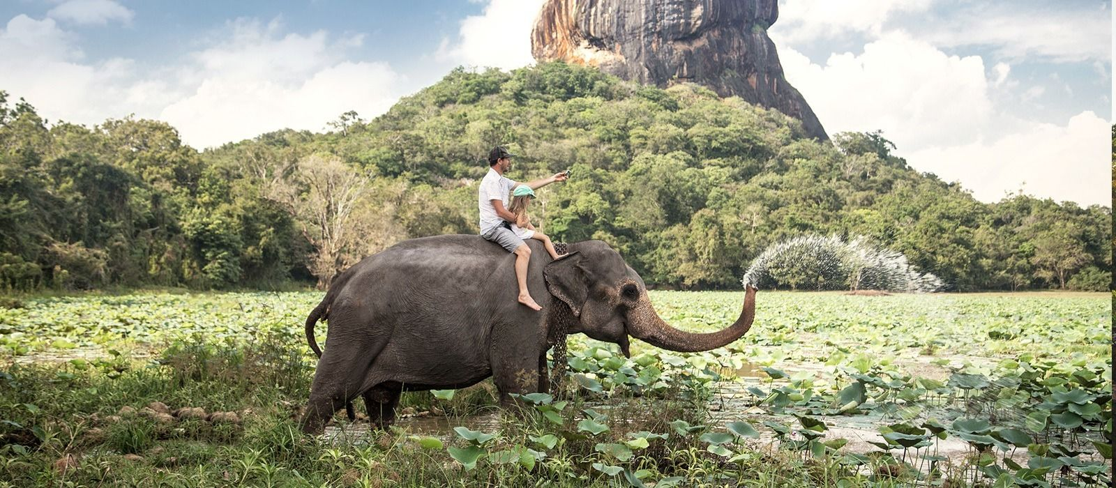 Sri Lanka's Wild Side & Blissful Beaches Tour Trip 1