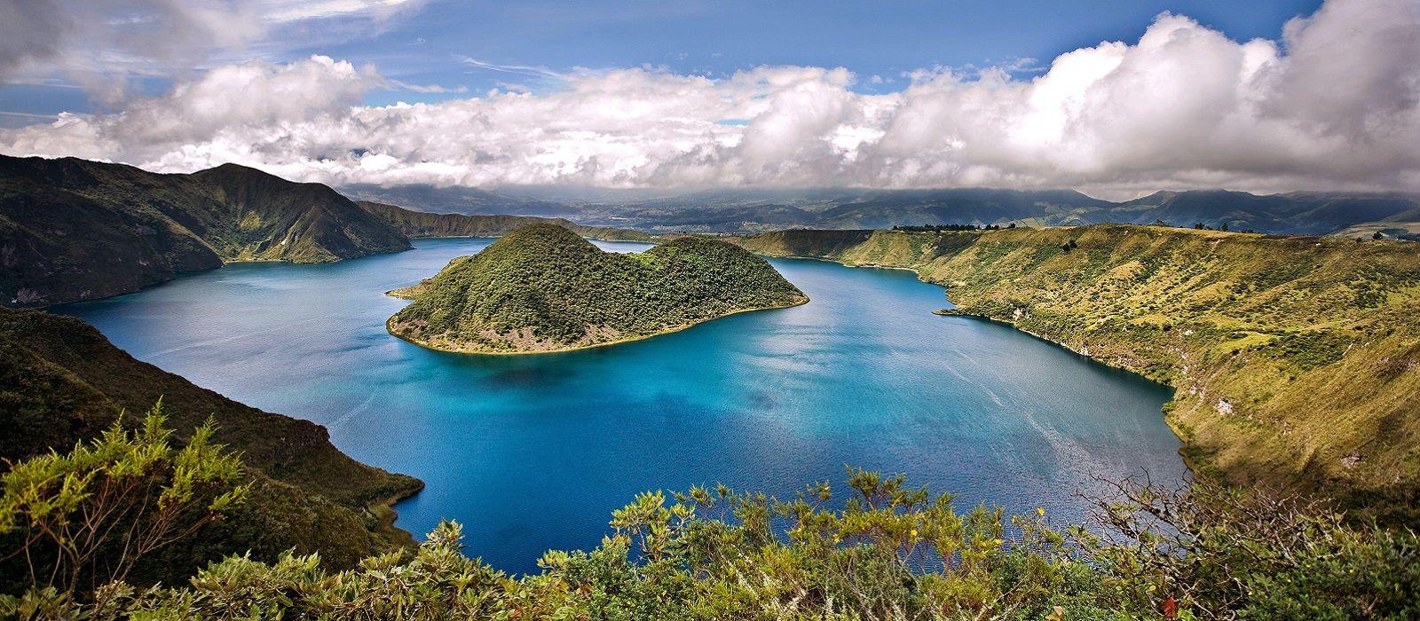 Ecuador & Galapagos: The Luxury Experience Tour Trip 1