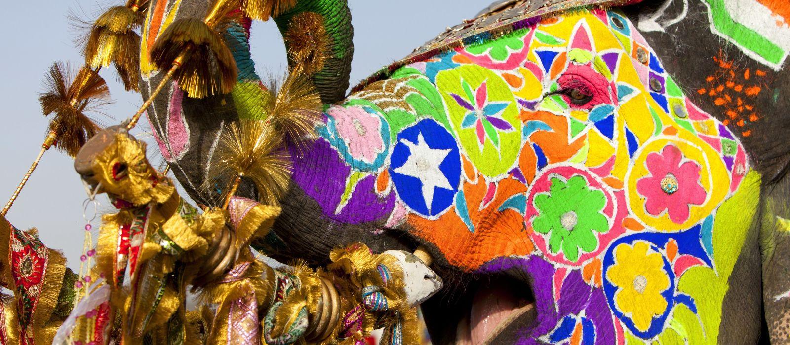 Auf den Spuren der Maharadschas – Kultur, Geschichte und Natur Urlaub 1