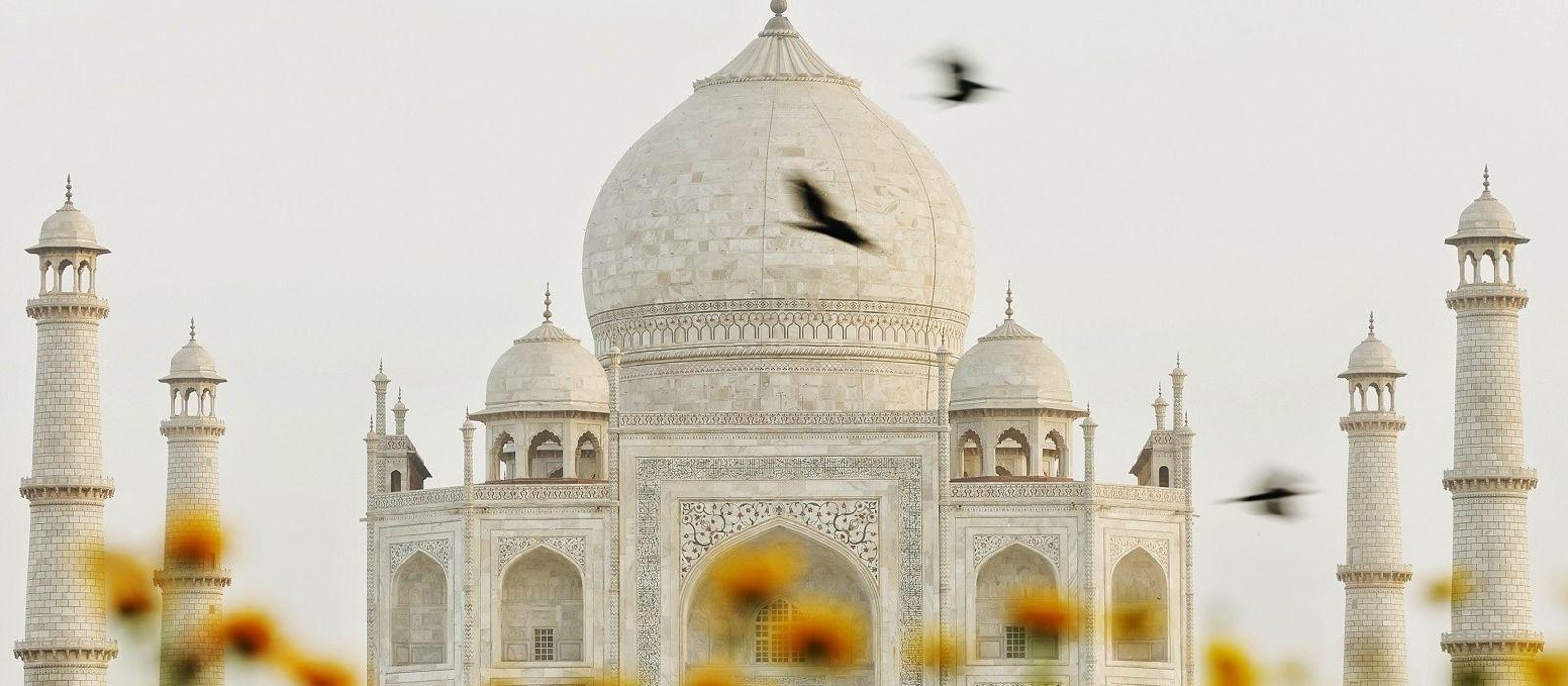 Nordindienreise für Einsteiger: Goldenes Dreieck Urlaub 1