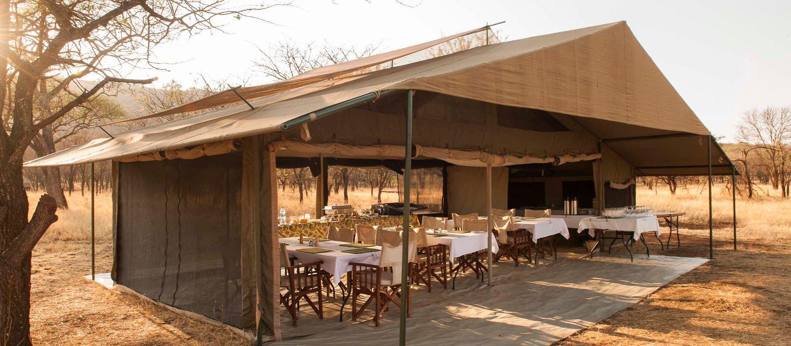 Hotel Serengeti Kati Kati Tented Camp Tanzania