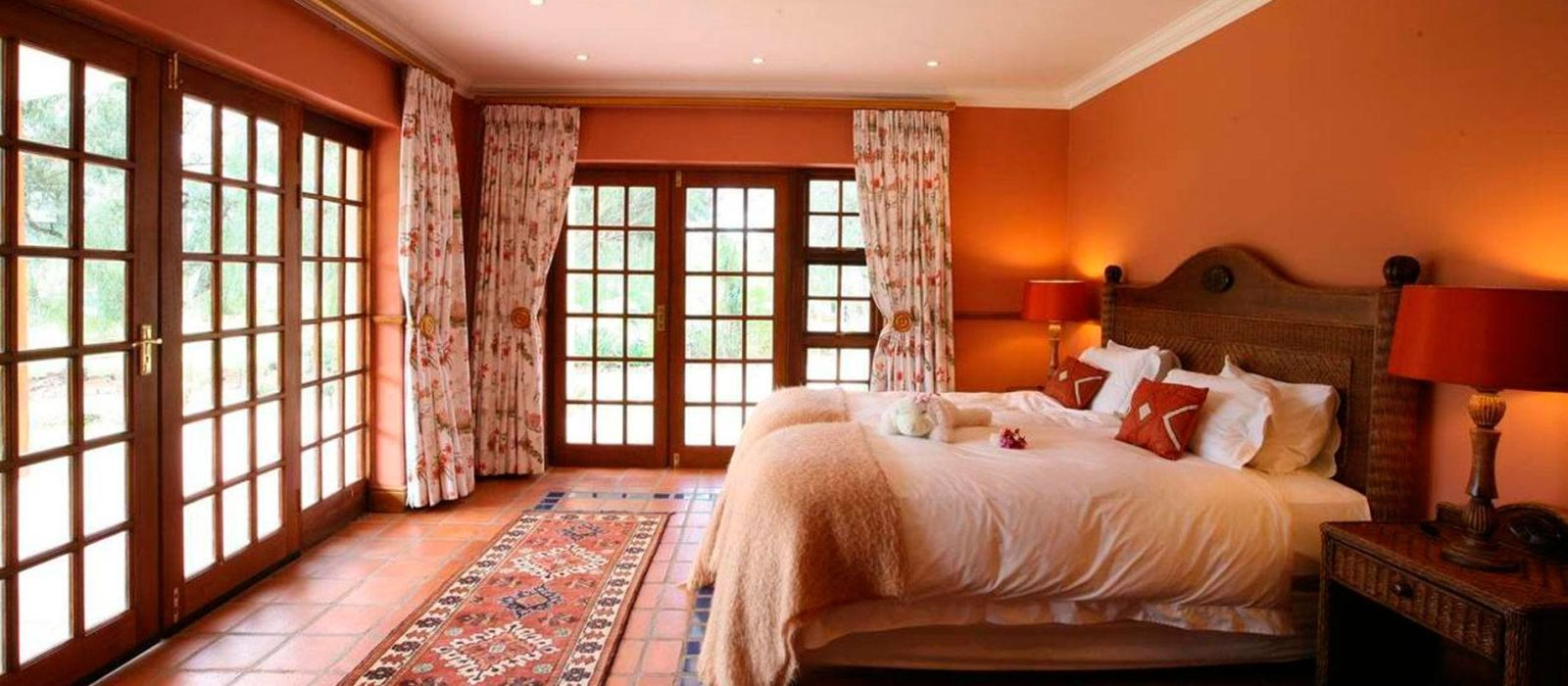 Hotel Montana Guest Farm South Africa