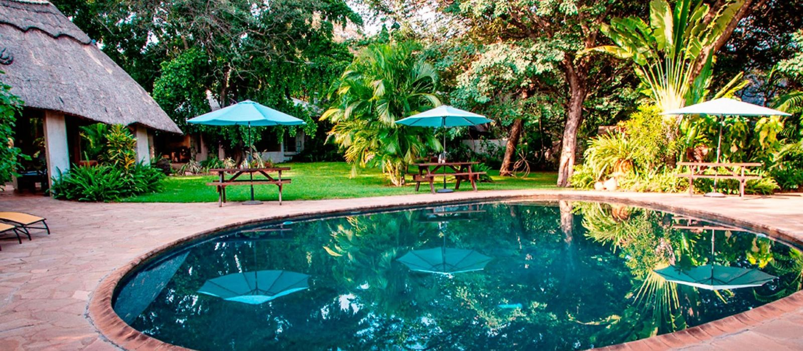 Hotel Bayete Guest House Simbabwe