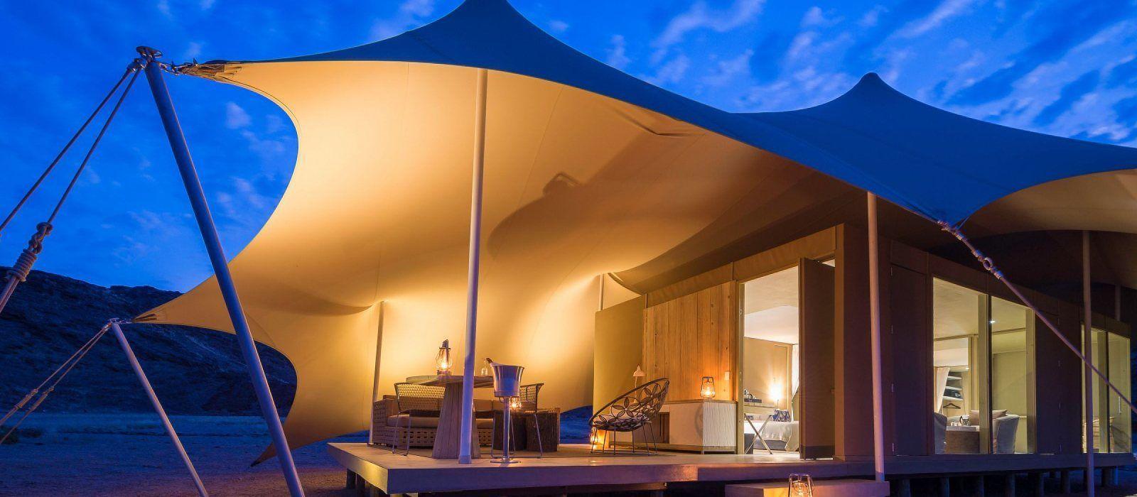 Hotel Hoanib Camp Namibia