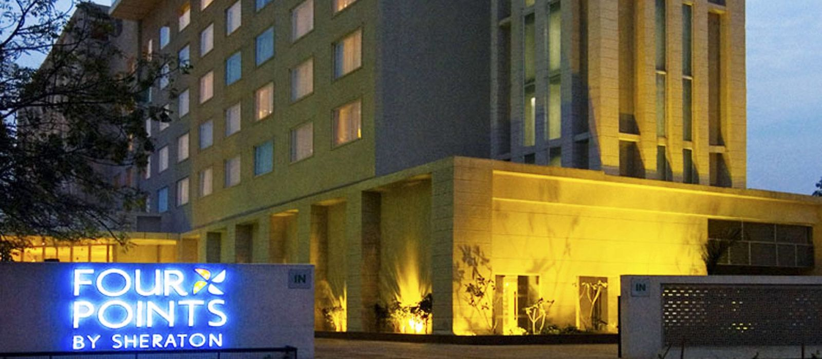 Hotel The Four Points by Sheraton Agra North India