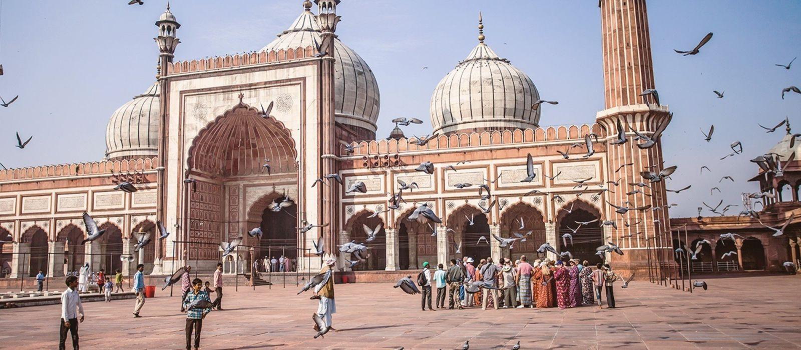 Nord- & Südindien Entdeckerreise Urlaub 2