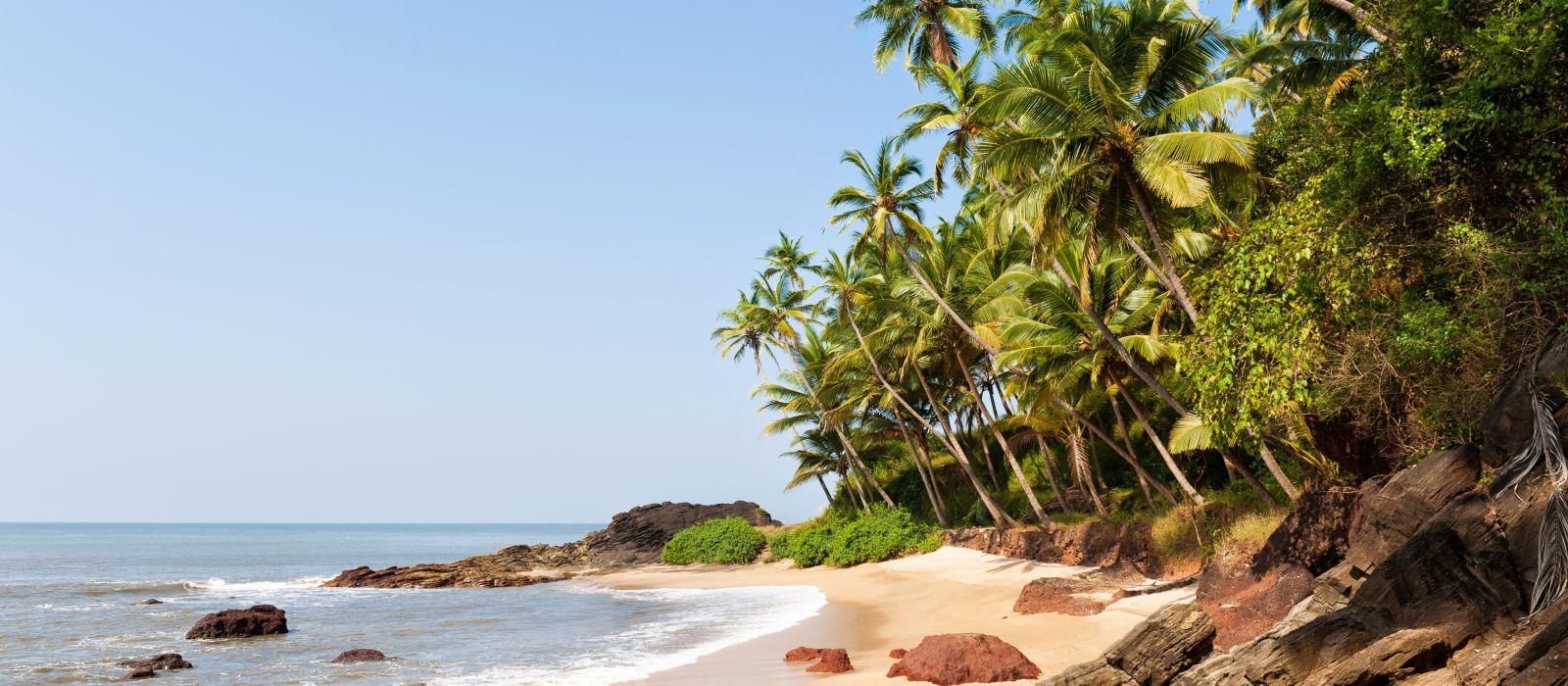 Indien: Goldenes Dreieck & Goa Urlaub 1