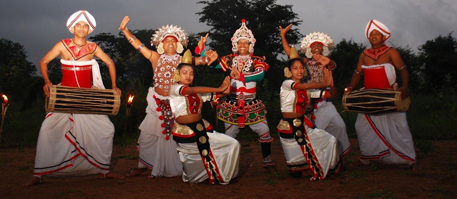 Grand of Sri Lanka: Culture, Landscapes & Wildlife Tour Trip 9