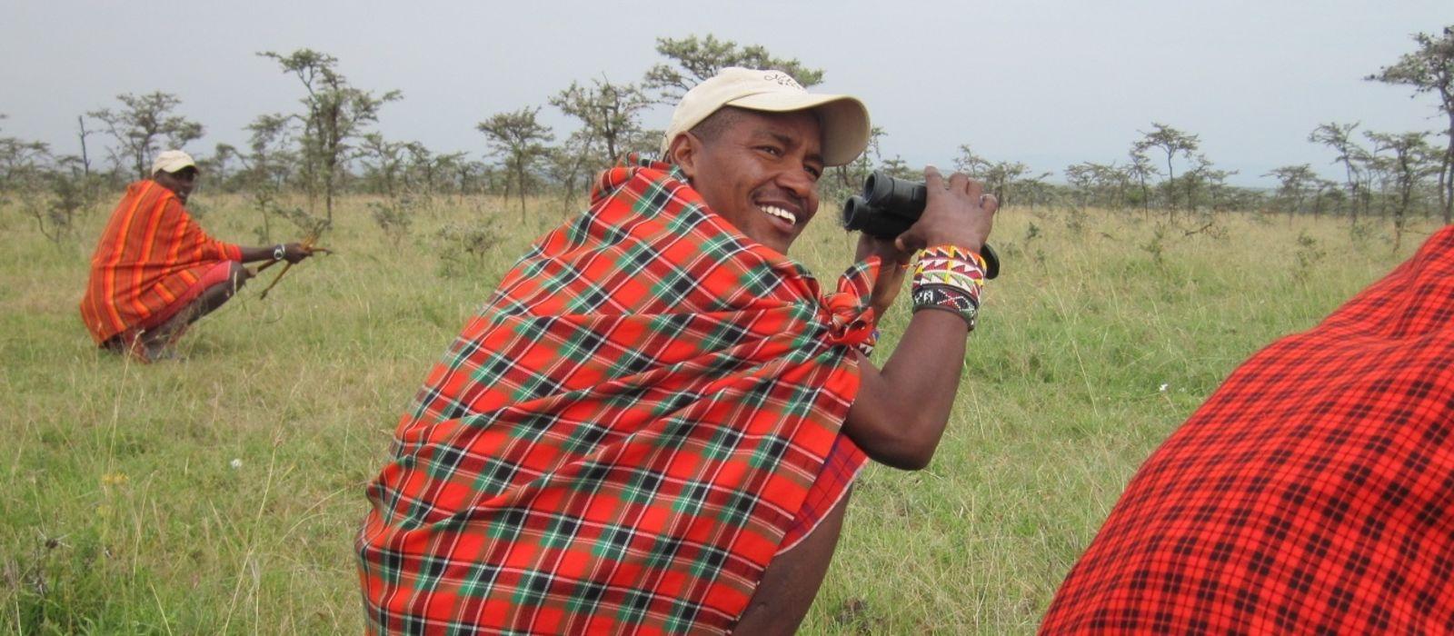 Kenia: Wandersafari Rundreise Urlaub 5