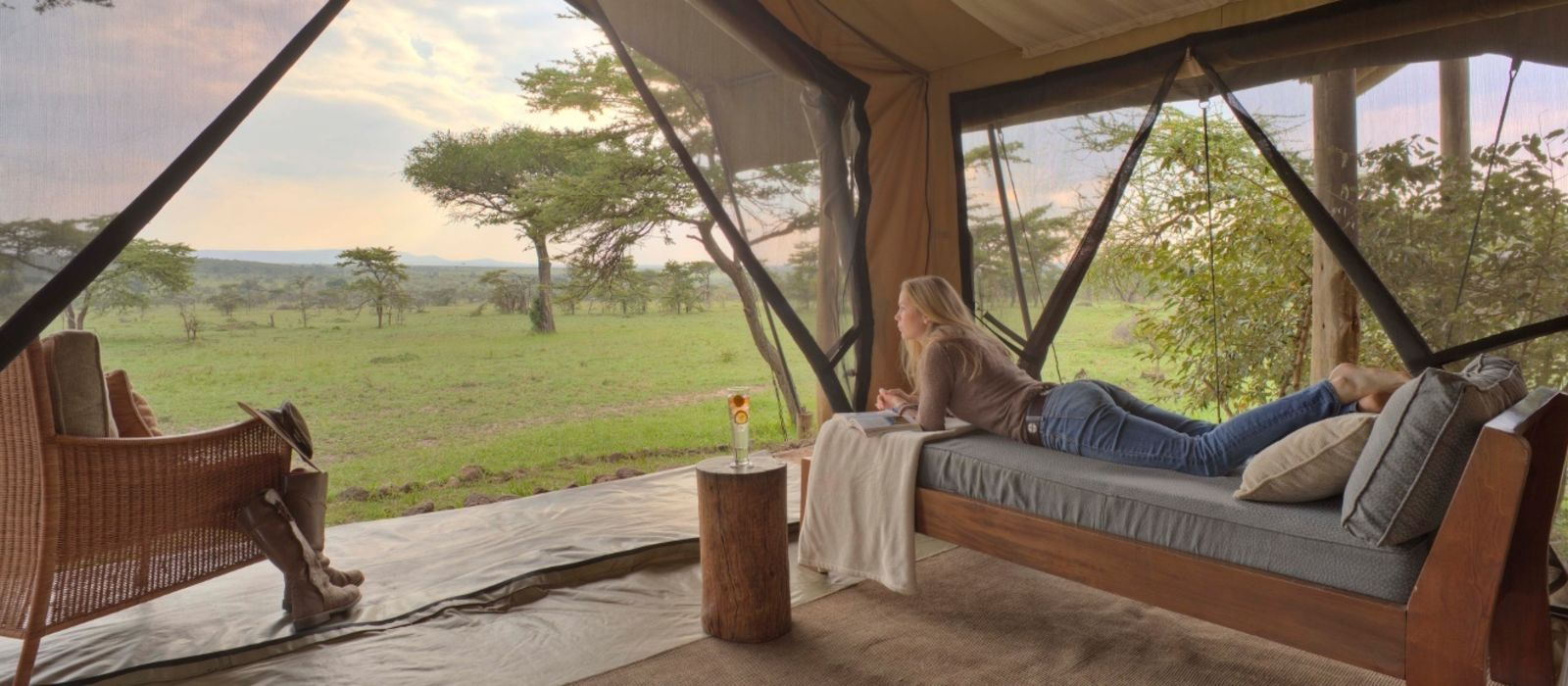 Kenya: Walking Safari & Beach Bliss Tour Trip 6