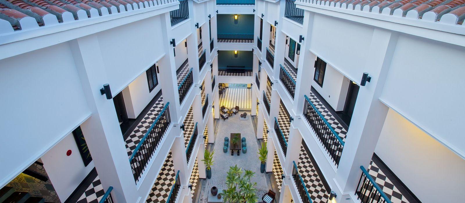 Hotel Maison Vy, Hoi An Vietnam