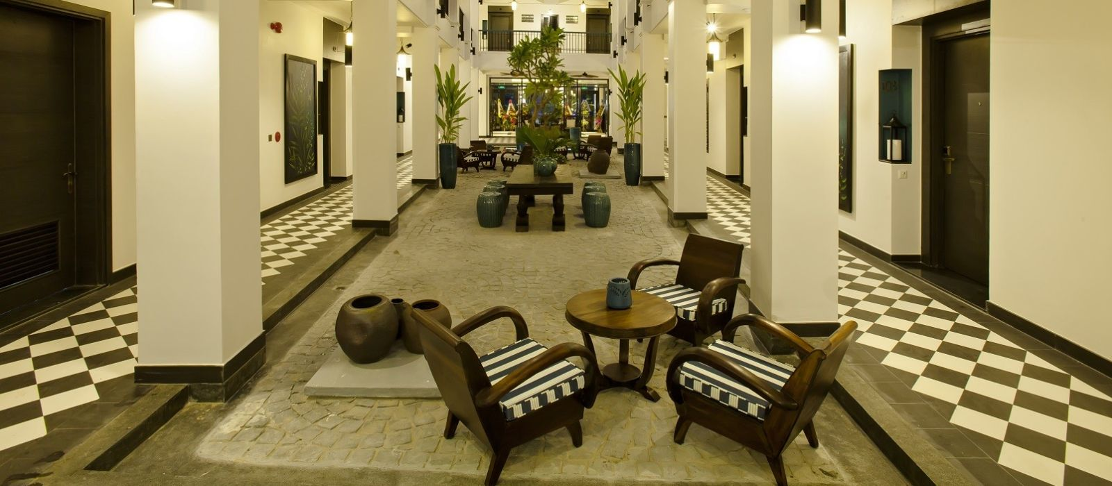 Maison vy hoi an hotel in vietnam enchanting travels for Hotel maison