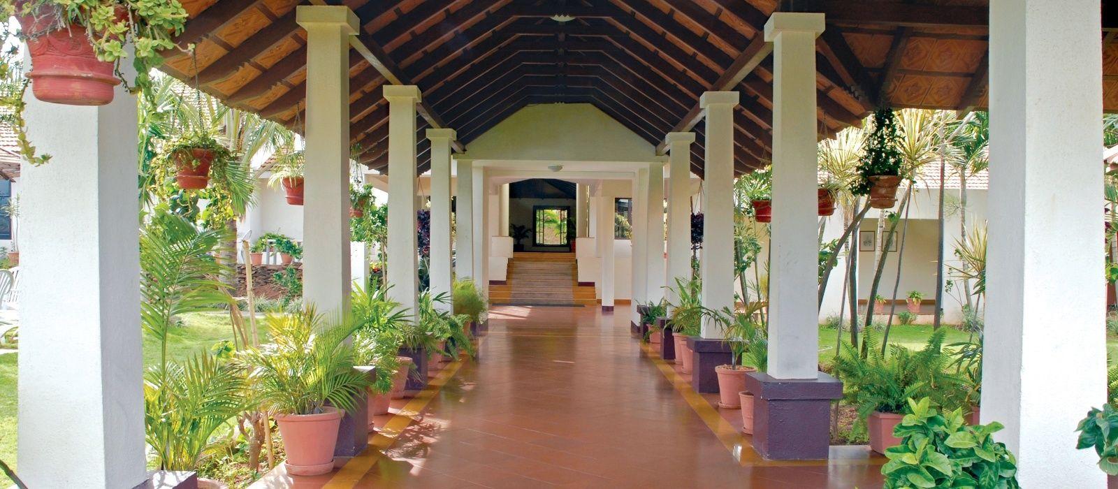 Hotel The Gateway  KM Road Chikmagalur Sur de India