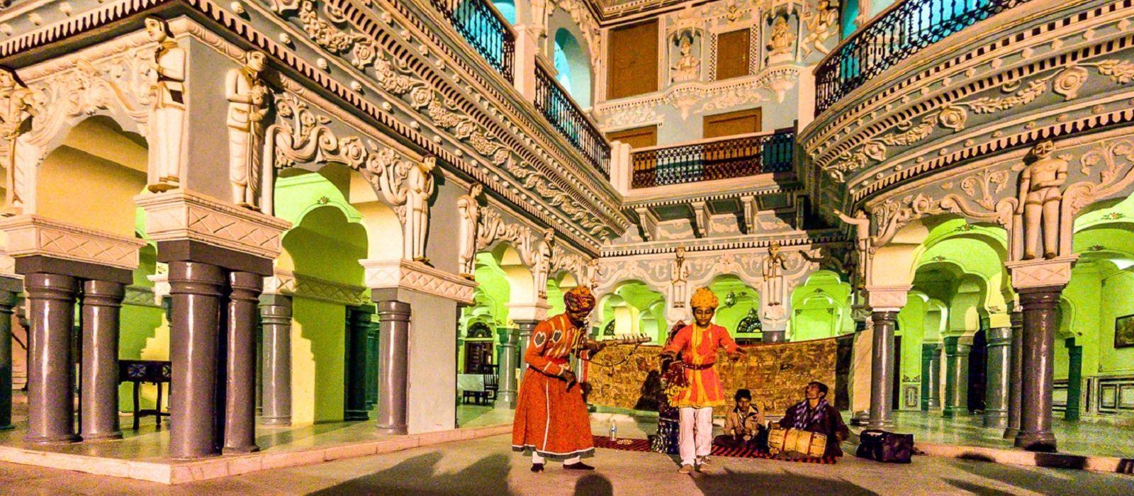 Hotel Malji Ka Kamra North India