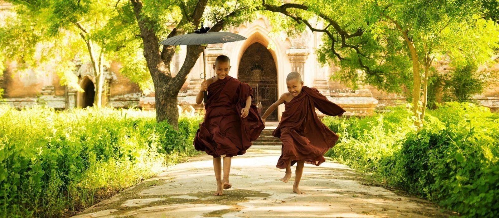 Myanmar Tours & Trips