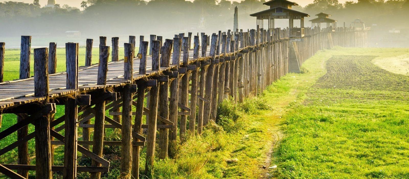 Die Höhepunkte des Goldenen Landes – Luxusreise nach Myanmar Urlaub 3
