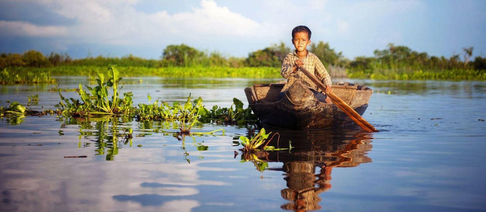Bezauberndes Kambodscha und seine versteckten Reichtümer Urlaub 6