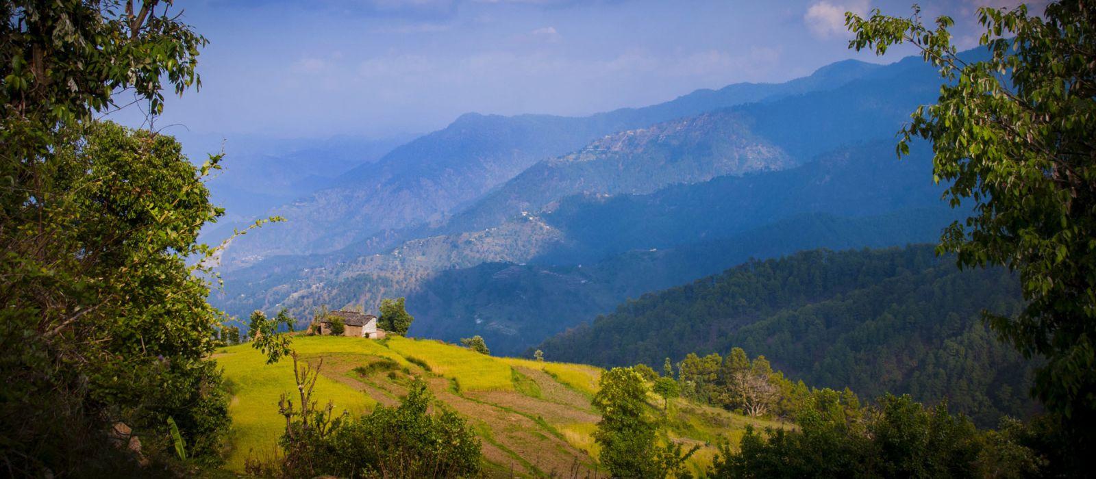 Destination Almora North India