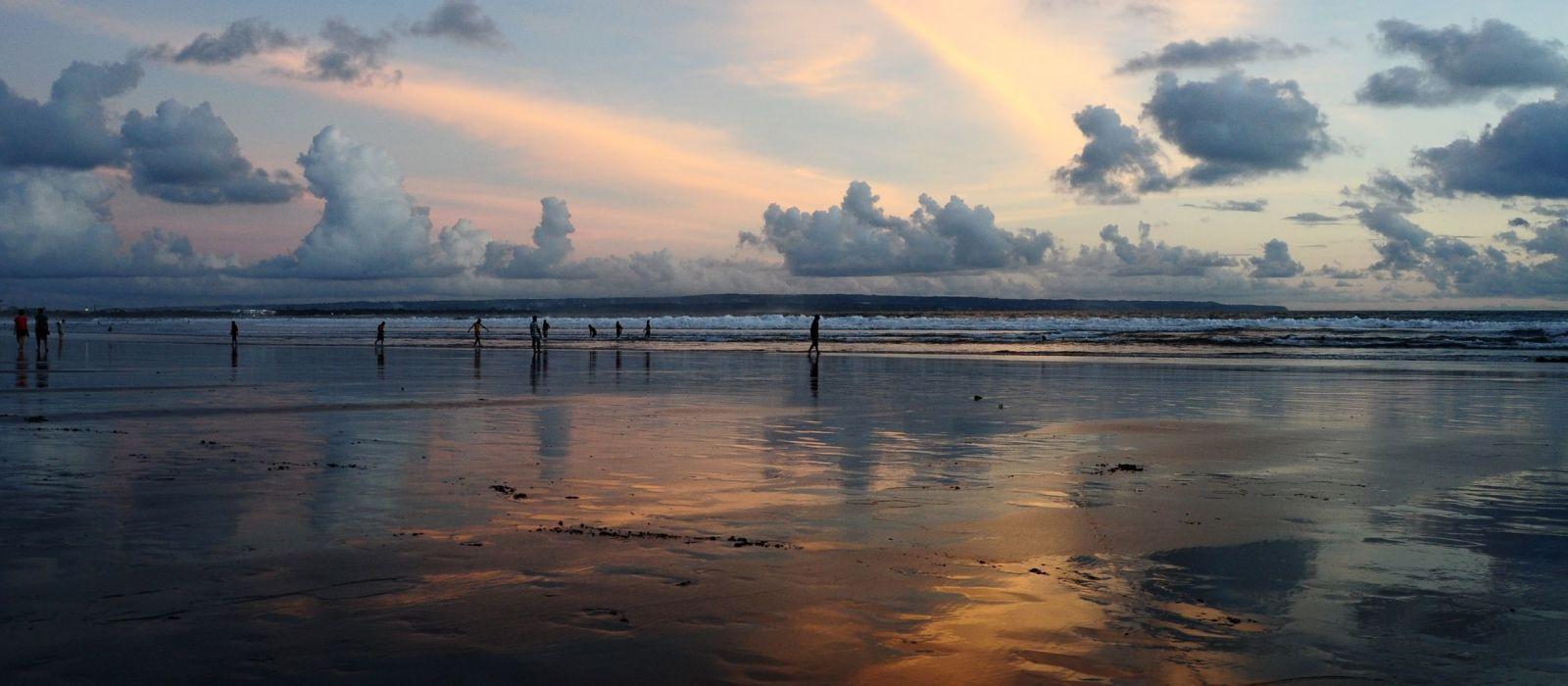 Reiseziel Seminyak Indonesien