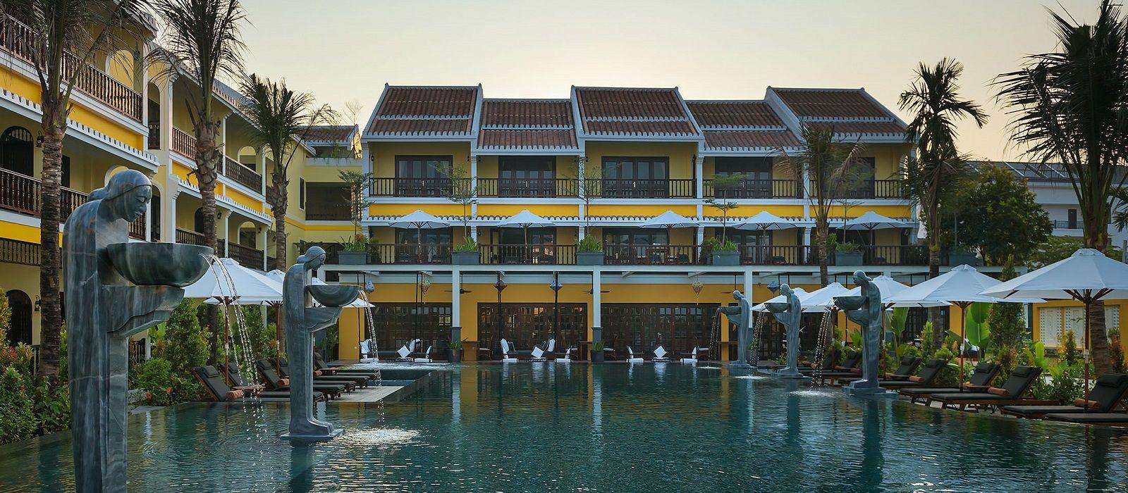 Hotel La Siesta Resorts Spa Hoi An Vietnam