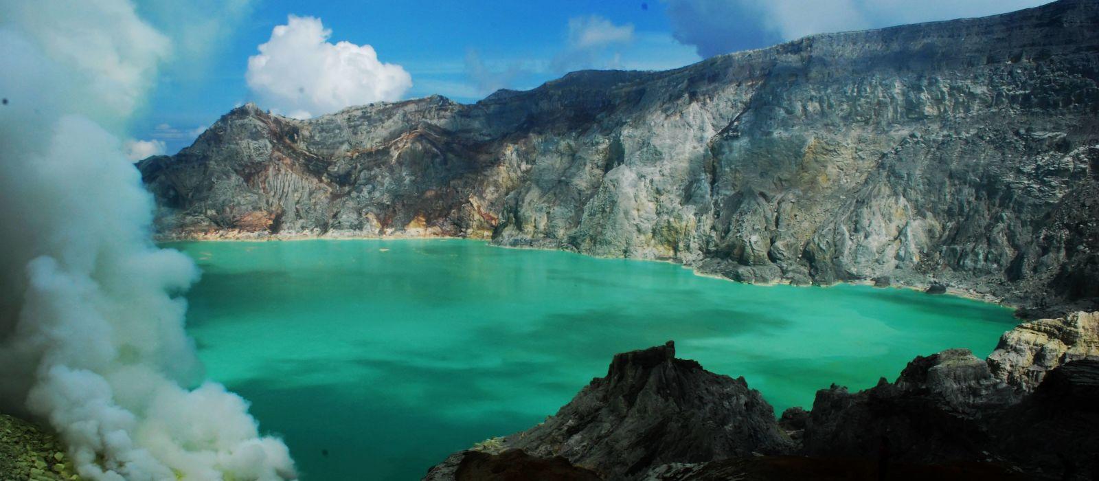 Destination Ijen Indonesia