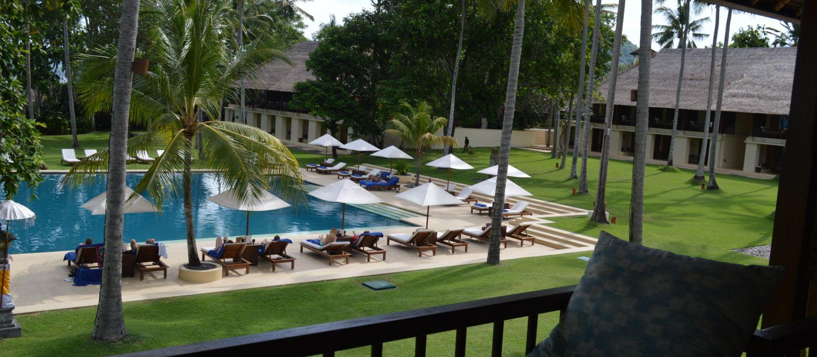 Hotel Alila Manggis Indonesia