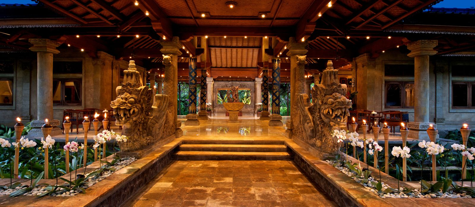Hotel Matahari Beach Resort & Spa Indonesia