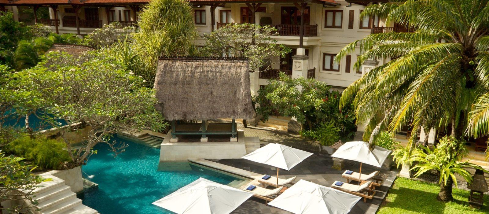 Hotel Puri Santrian Indonesien