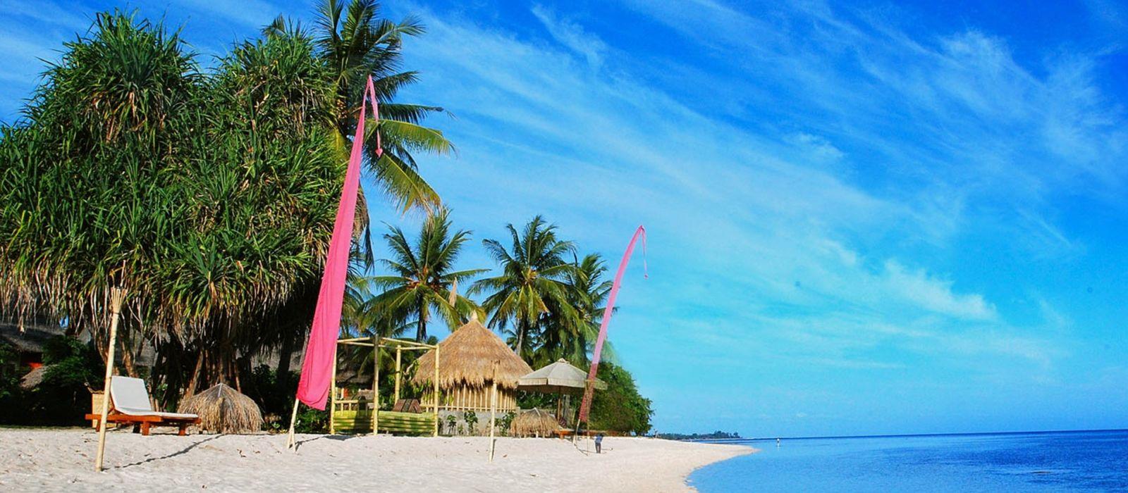 Hotel Tugu Lumbok Indonesien