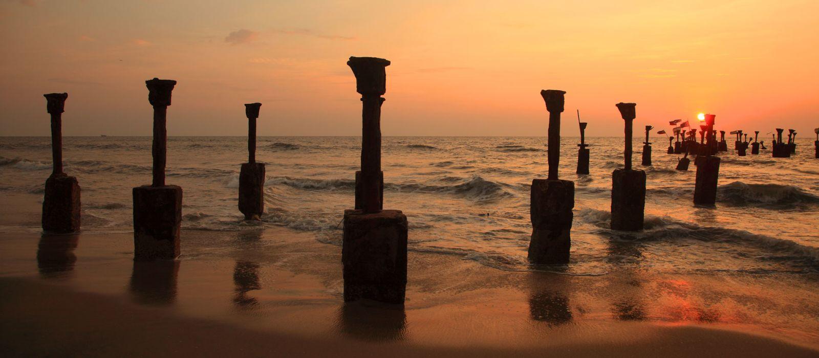 Reiseziel Kozhikode (Calicut) Südindien