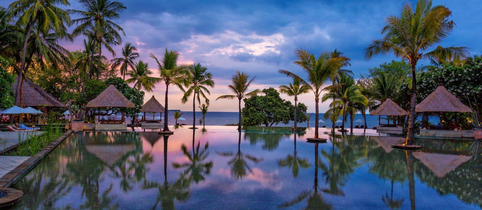 Hotel Oberoi Indonesien
