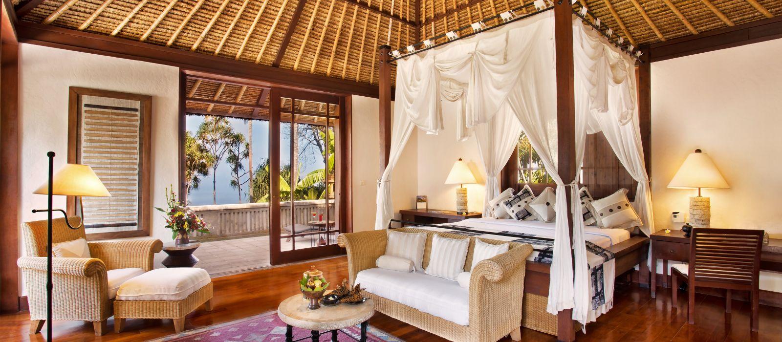 Hotel The Oberoi Lombok Indonesia